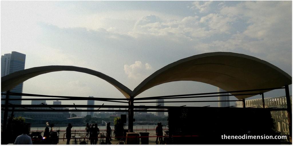 Archifest 2014 Pavilion Winning Entry: Cloud ArchTM , Kelvin Kan (AgFacadesign) + Shinya Okuda (NUS),