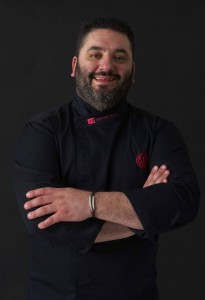 Michelin Star Chef Nicolas Isnard