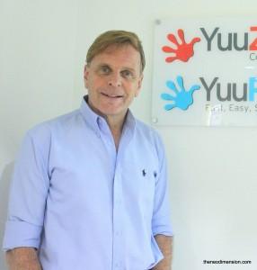 Mr Thomas Zilliacus, CEO of YuuZoo