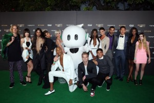 America's Next Top Model Cycle 22 Premiere Party sponsored by OPPO