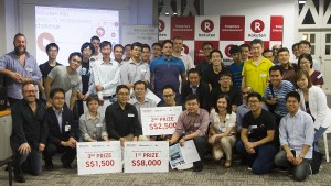 Participants and winners of the Rakuten-Viki Global TV Recommender Challenge