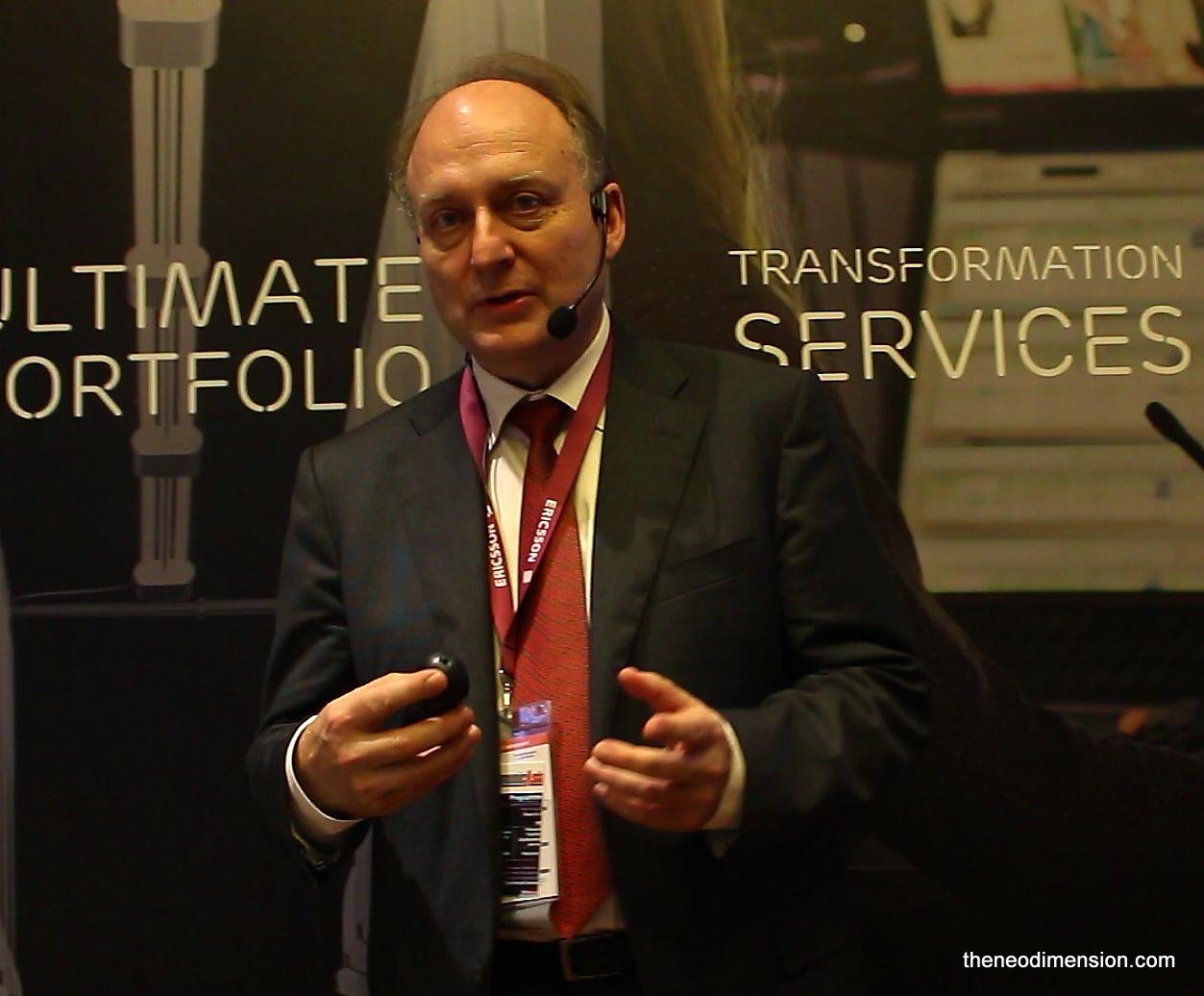 Magnus Ewerbring, CTO Asia Pacific, Ericsson