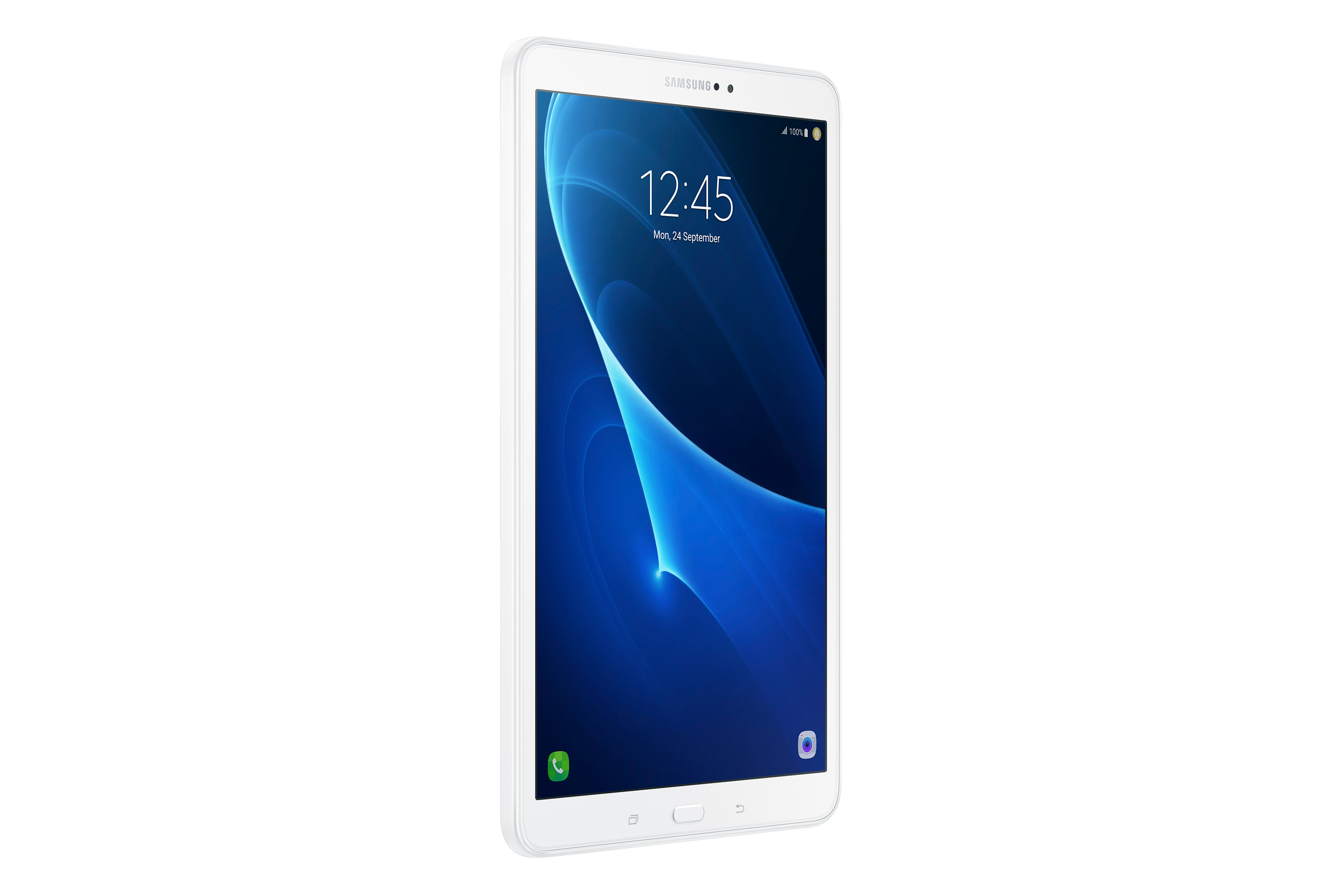 Galaxy Tab A (white)