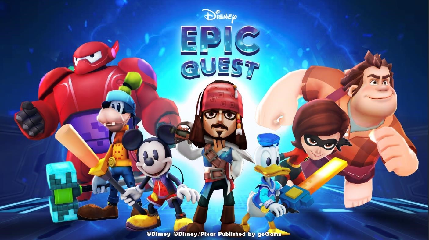 The Neo Dimension Where Ideas Exist Switch Lego Worlds Games Asia English At Gamestart 2018 Gogame And Walt Disney Company Stock Quote Nysedis Southeast Revealed A First Look Gameplay Of Epic Quest
