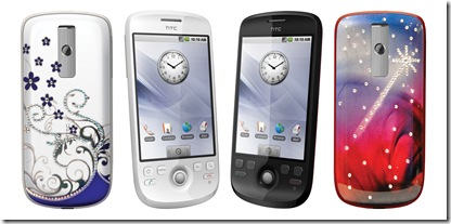 HTC Magic Charity 4Phones