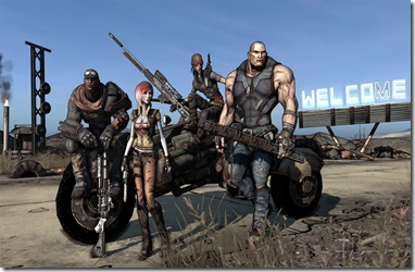 Borderlands E3 Screenshot 6