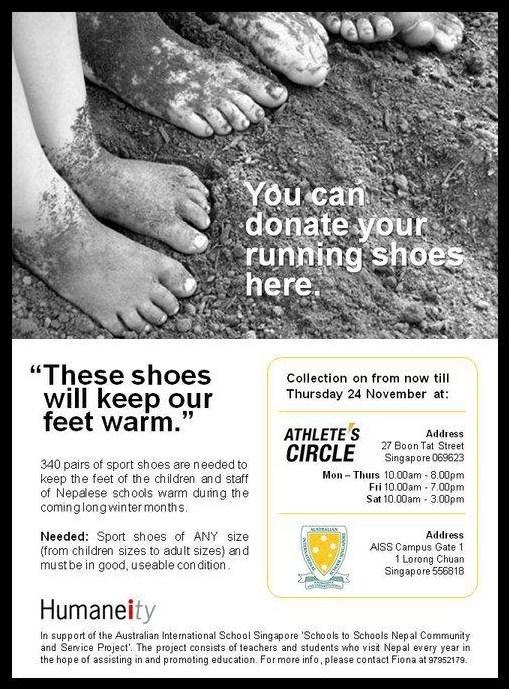 keep their feet warm