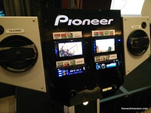 Pioneer Car Audio Demo