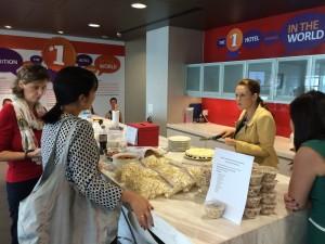 IHG Singapore Corporate Office Bake Sale