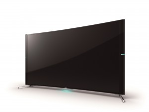 precisely-calculated curve offers a natural sense o f depth and realism, pulling you right into the action, and making lifelike viewing comfortable for everyone in the room.