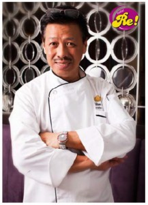 Chef William Ang