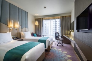 Holiday Inn Express Bangkok Sukhumvit 11 Twin Bed