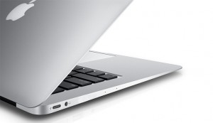 The new MacBook with only one USB Type-C port