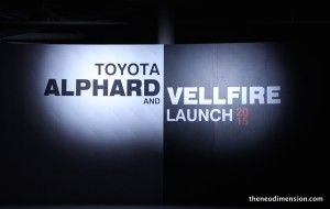Toyota Launch at Singapore