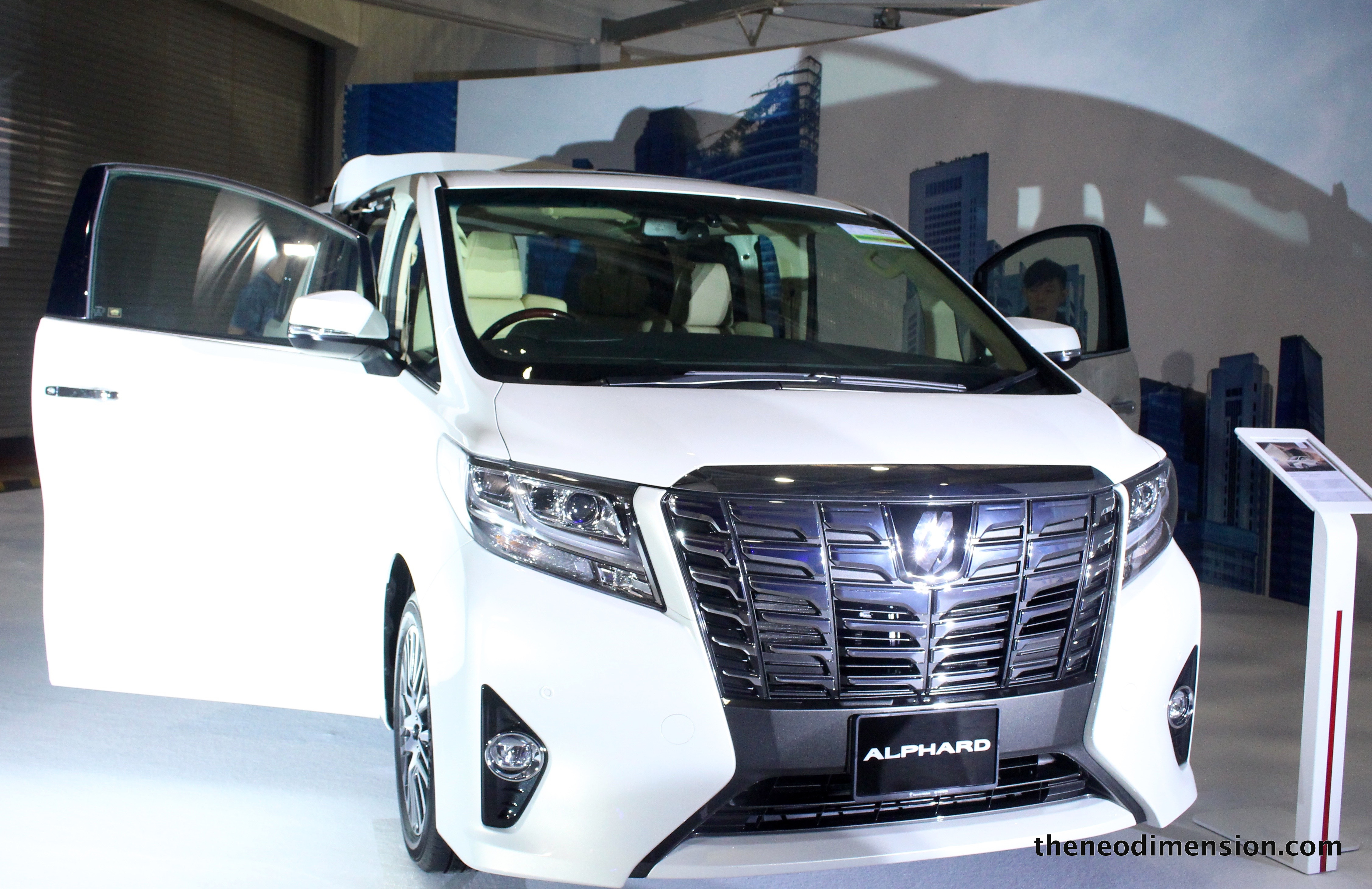 Borneo Motors Launched Toyota Alphard and Vellfire | The Neo