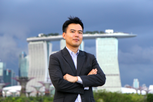 Mr HOE Yeen Teck, CEO Helpling Singapore