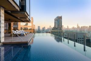 Hotel Indigo Bangkok Wireless Road (Swimming Pool)