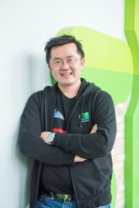David Ng, CEO of goGame.