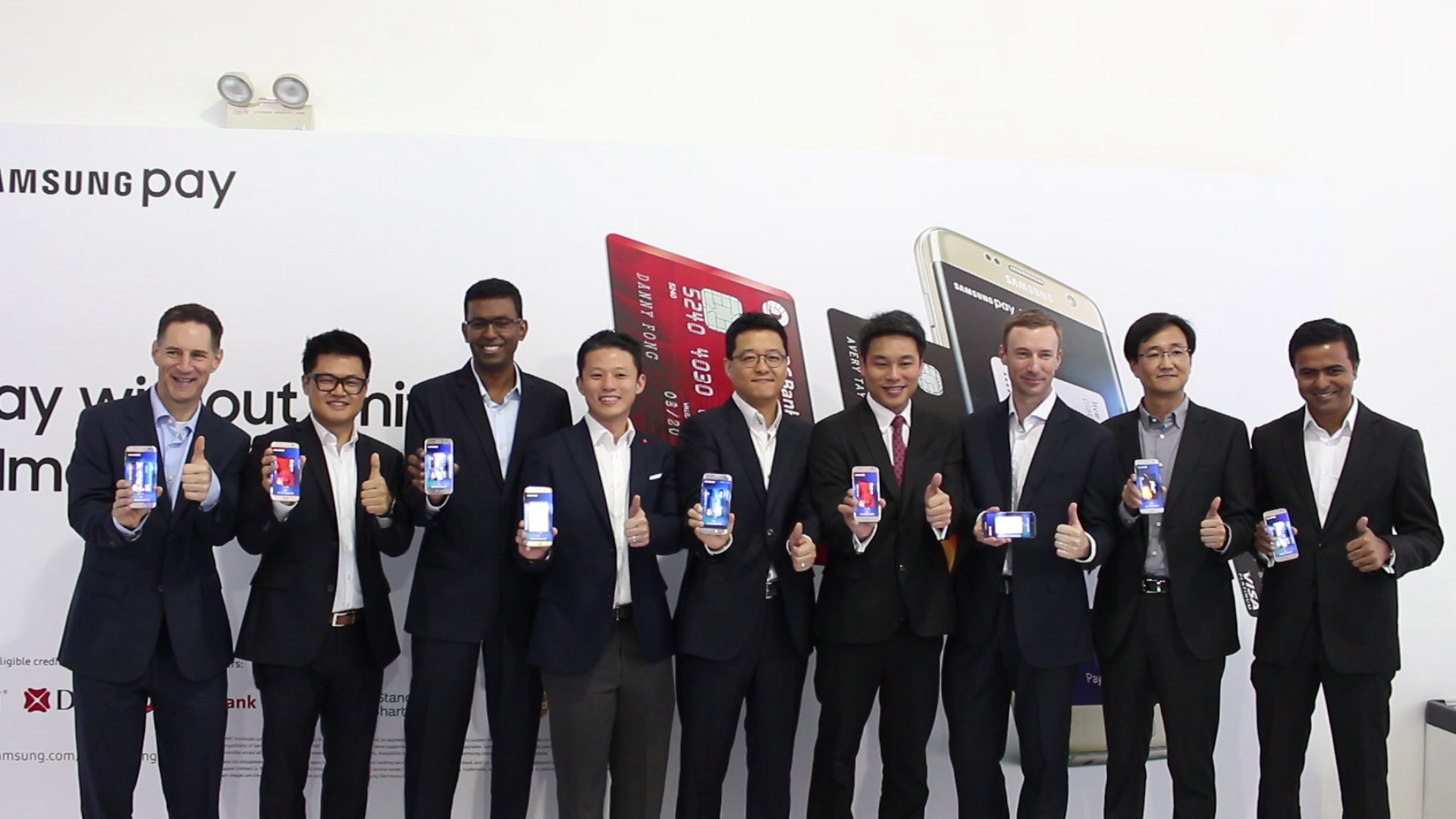 Launch of Samsung Pay in Singapore