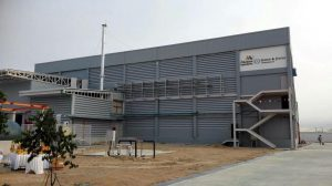 New Facility in Thailand. Image provided by Jebsen & Jessen